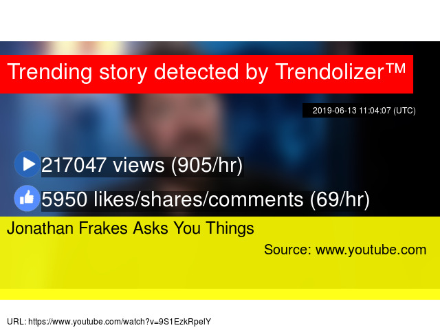 jonathan frakes telling you you're right for 41 seconds