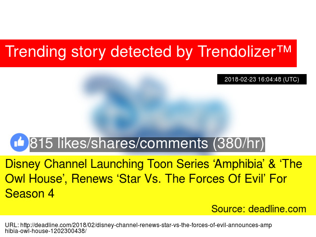 Disney renews star the forces of evil for season